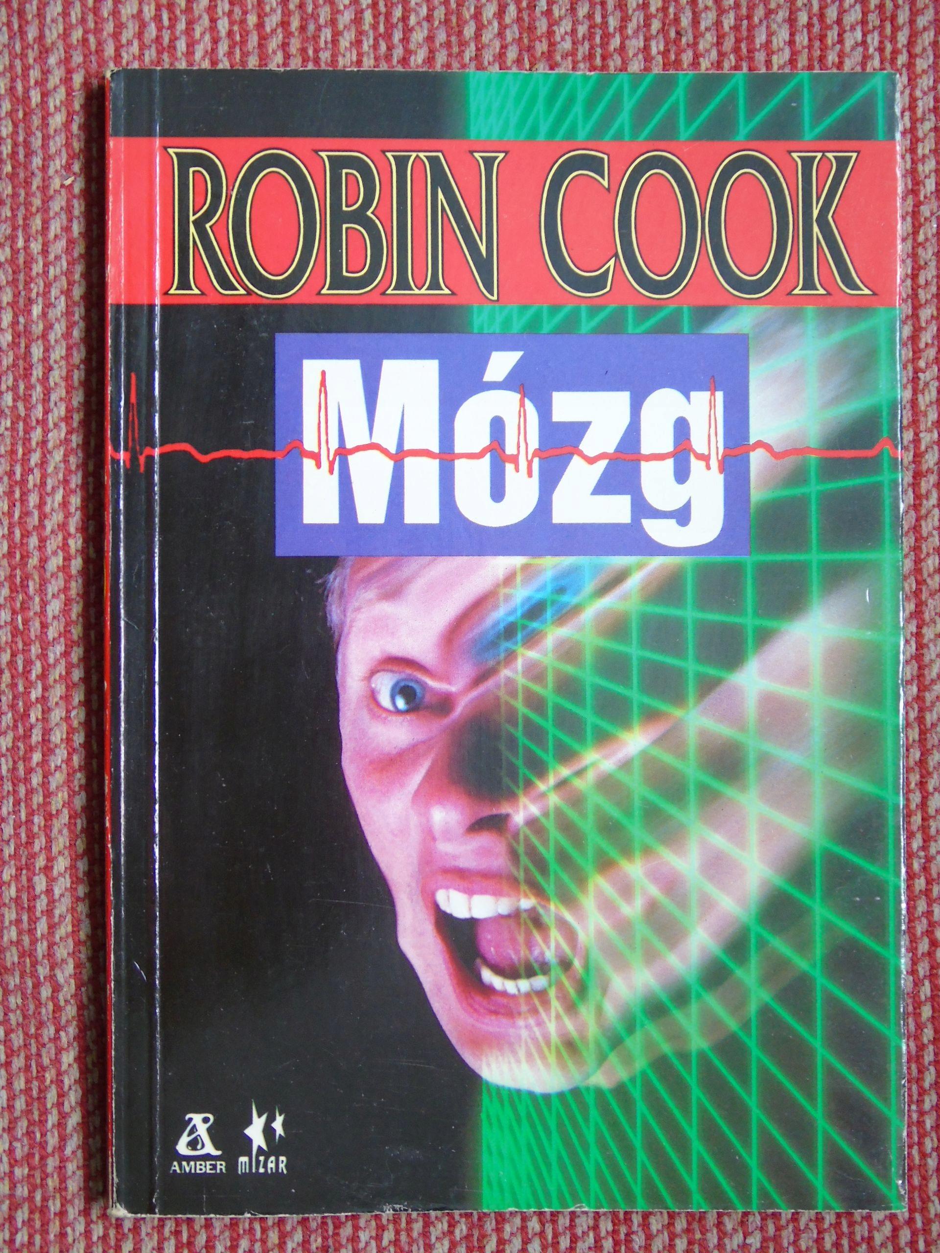 MÓZG - Robin Cook - 10