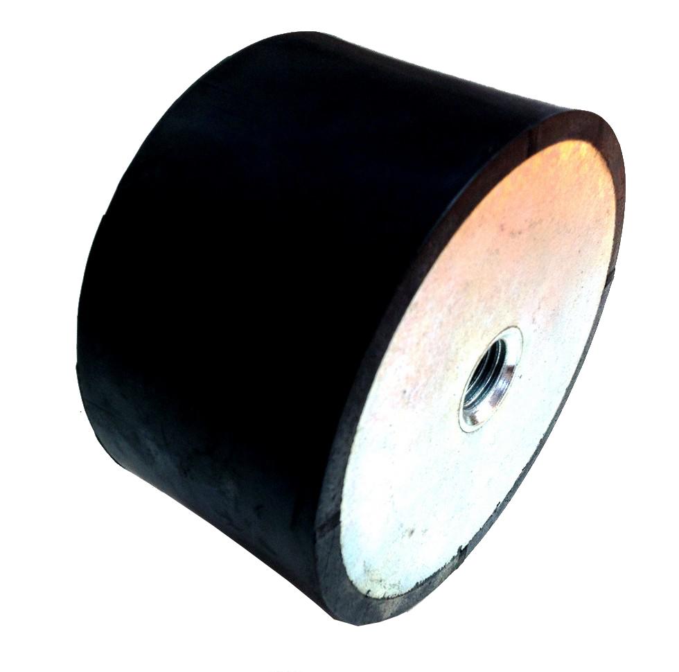 Wibroizolator poduszka gumowa amortyzator C20x25