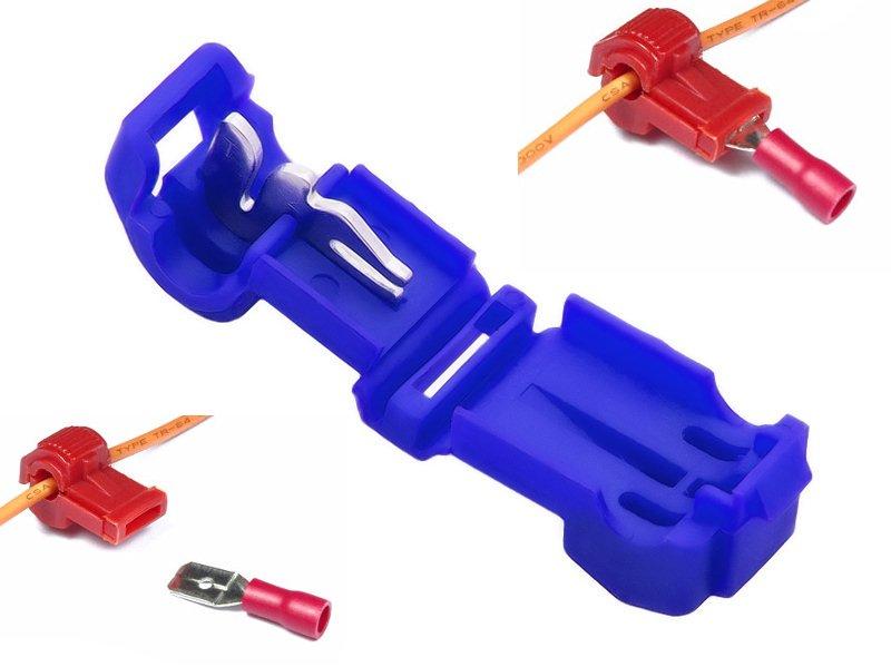 Быстроразъемное соединение электрическая wpinany разъем 25sztuk