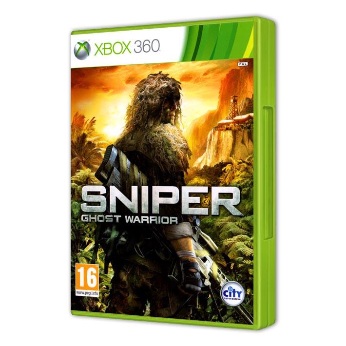 SNIPER GHOST WARRIOR PL XBOX360