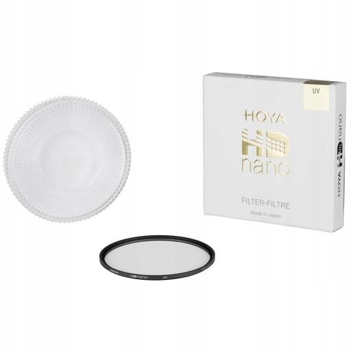 HOYA FILTR UV HD NANO 58mm