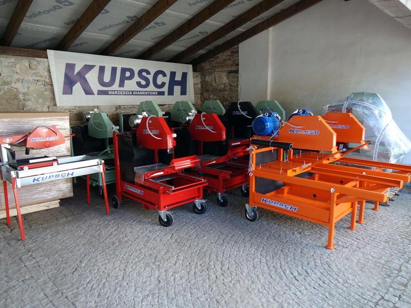 PIŁA PRZECINARKA STOŁOWA KU-65 + TARCZA 650 GRATIS