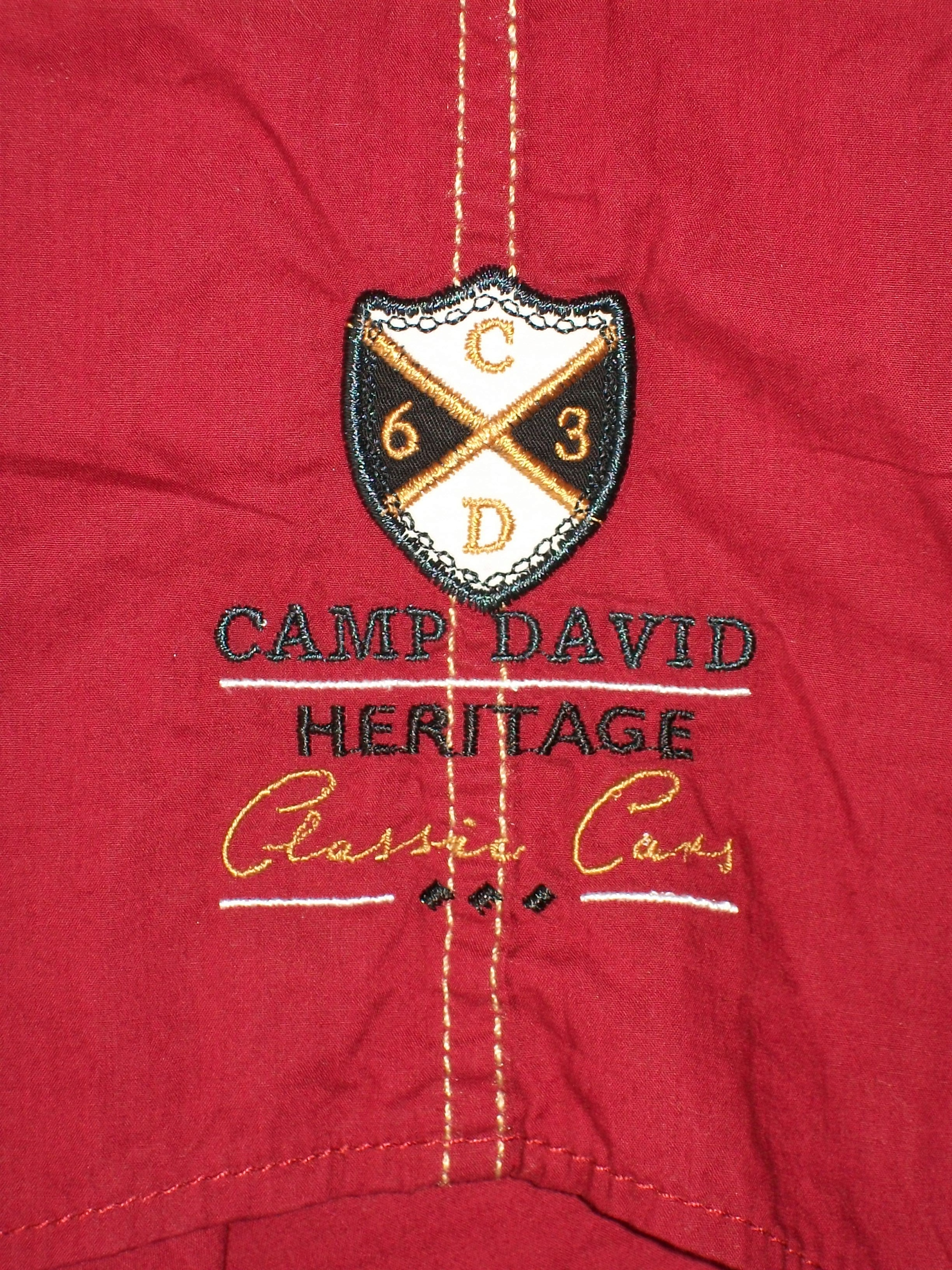 Camp David Black Premium Classic Cars Jak Nowa XL