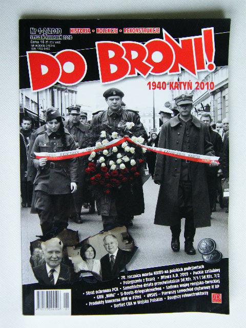 DO BRONI 1-2/ 2010 1940 KATYŃ