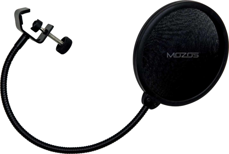 NOVOX NC1 MICROPHONE HOLDER STUDIO POP FILTER