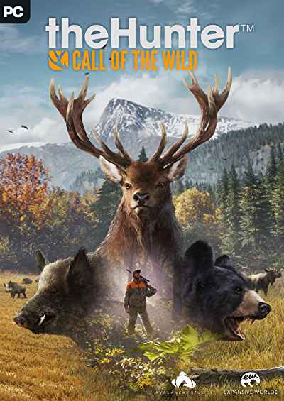 THEHUNTER CALL OF THE WILD - CYFROWY KLUCZ STEAM