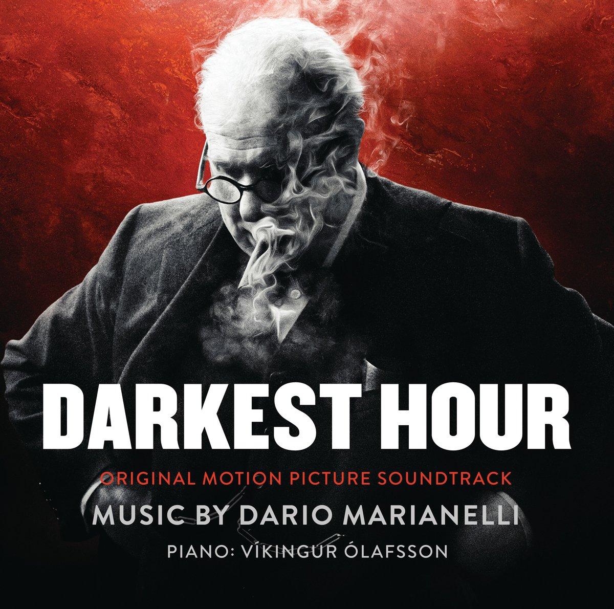 DARKEST HOUR CD Soundtrack CZAS MROKU