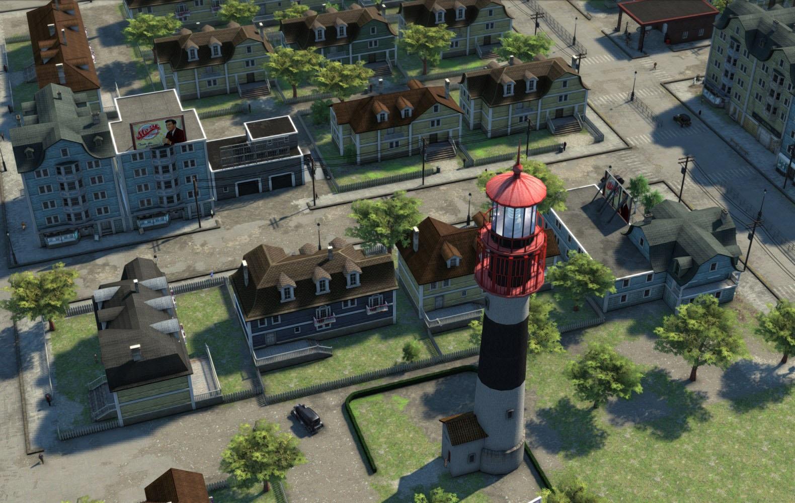 Gra akcji OMERTA: CITY OF GANGSTERS na Xbox 360