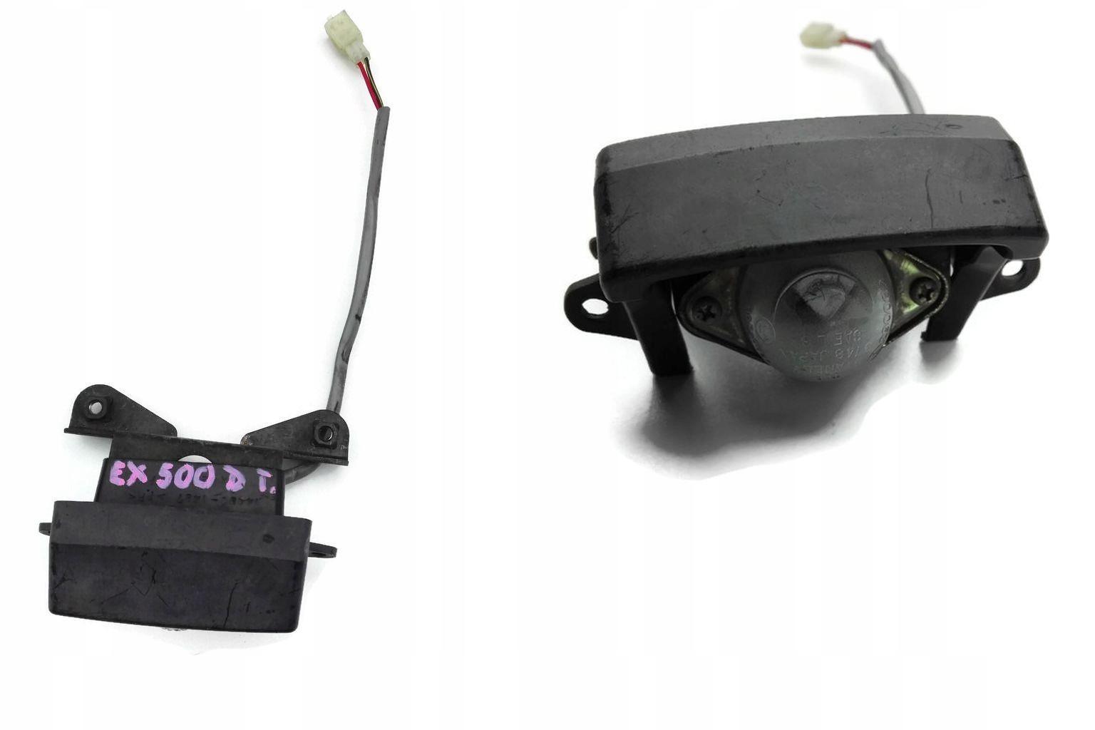 Kawasaki GPZ 500 podświetlenie rejestracji 94-03