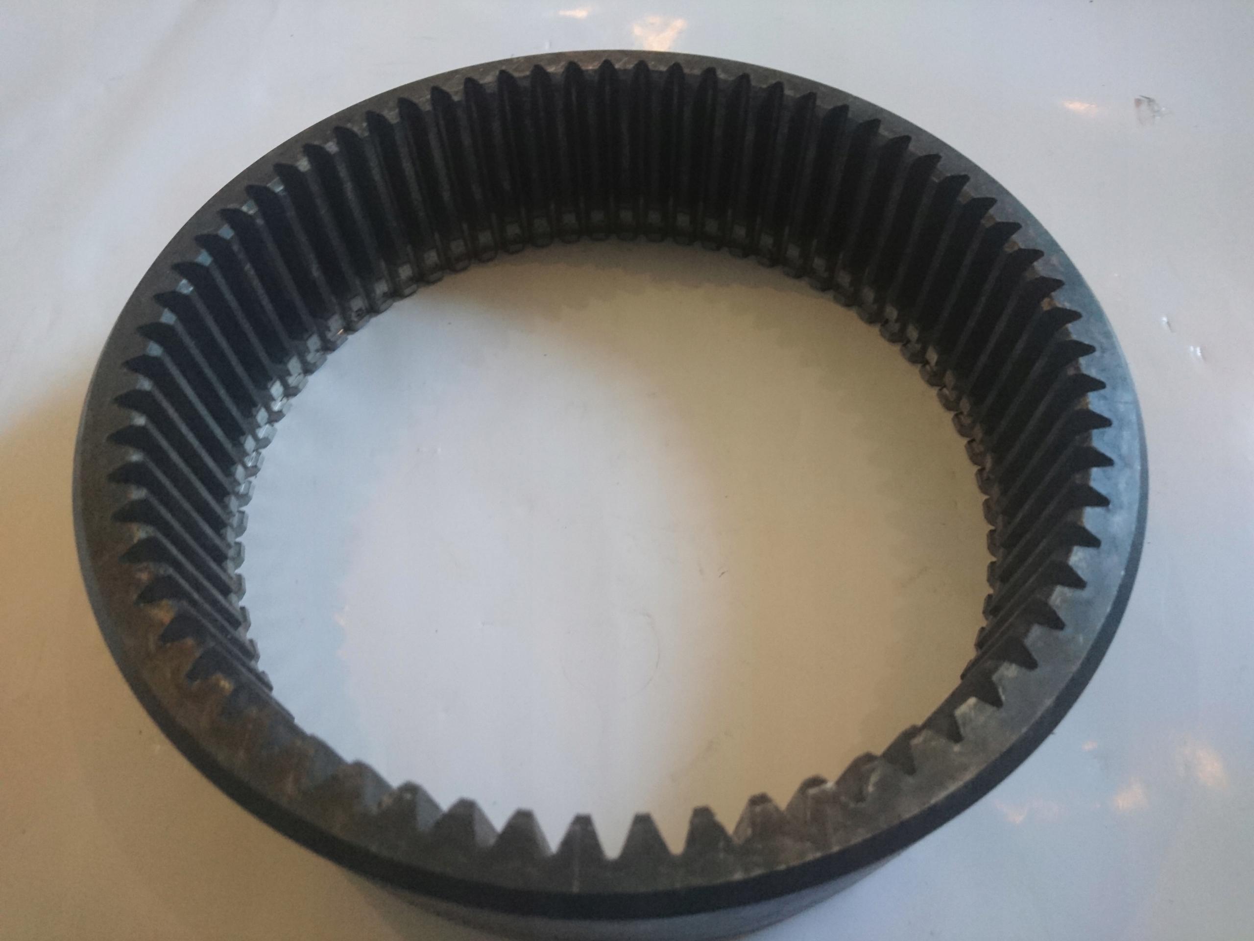 Wieniec piasty koła JCB 3CX 4CX 450/10205