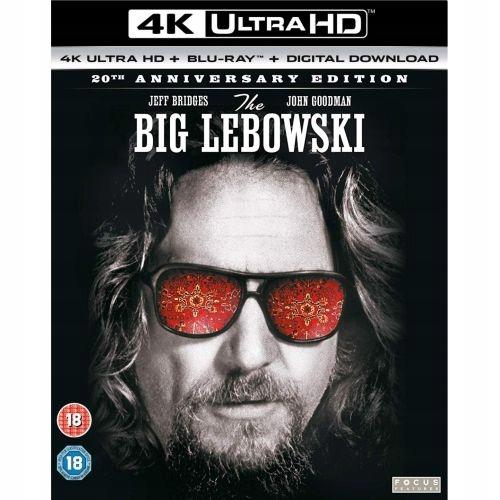 BIG LEBOWSKI 4K ULTRA HD|BLU-RAY LEKTOR PL OD RĘKI