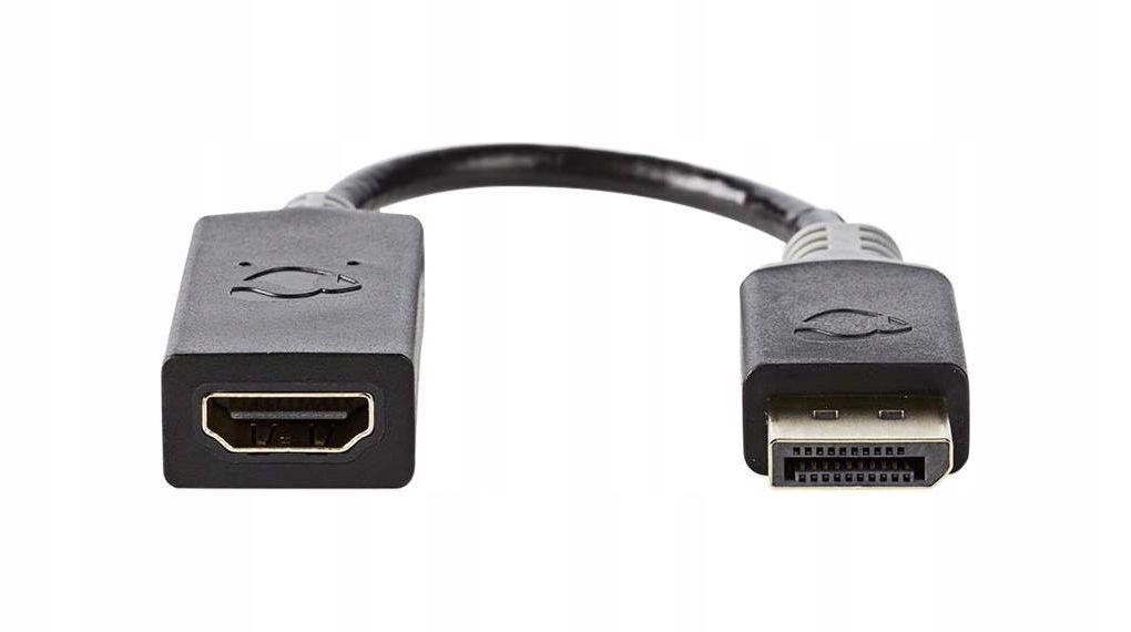 Конвертер DisplayPort для HDMI DP в HDMI 4K x 2K