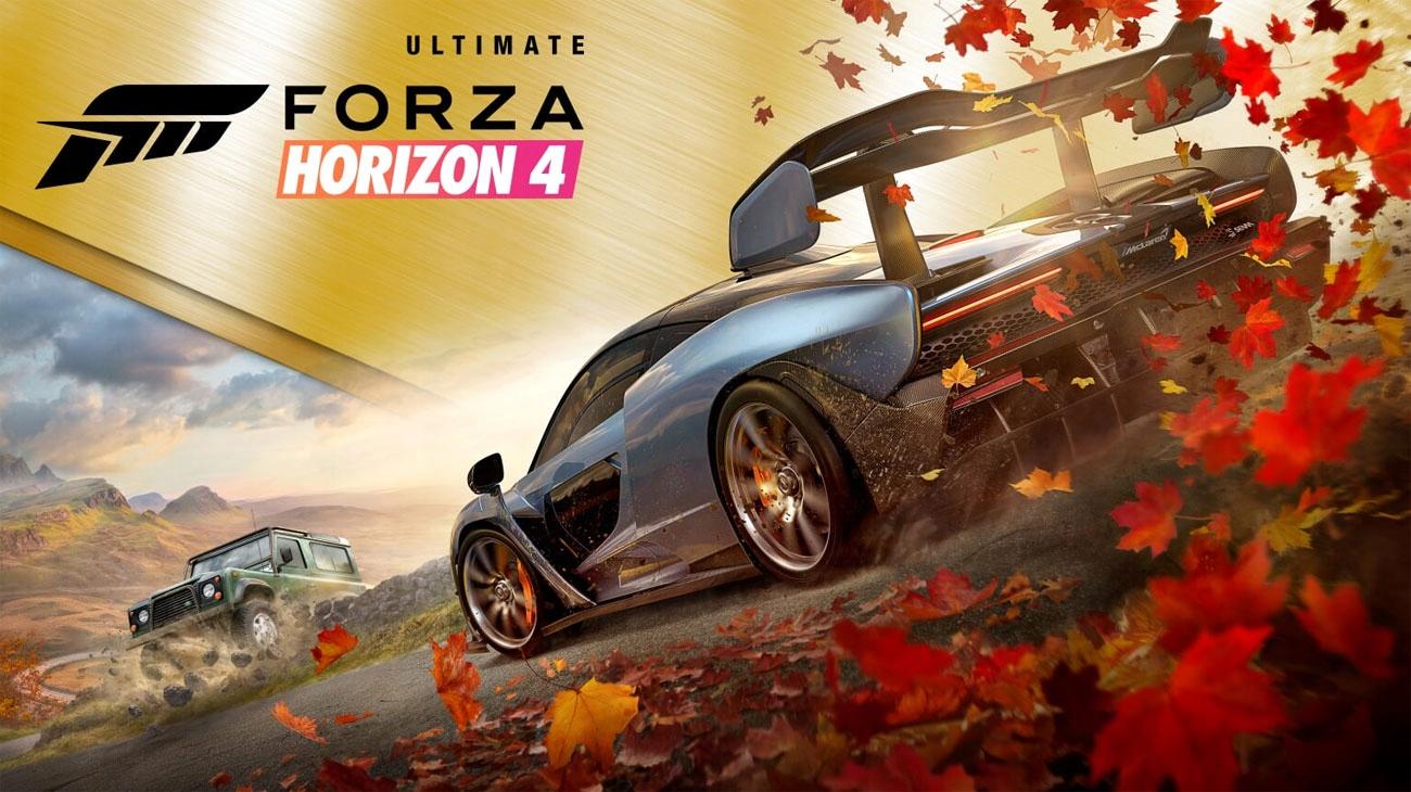 FORZA HORIZON 4 ULTIMATE PL - NA TWOIM KONCIE - PC