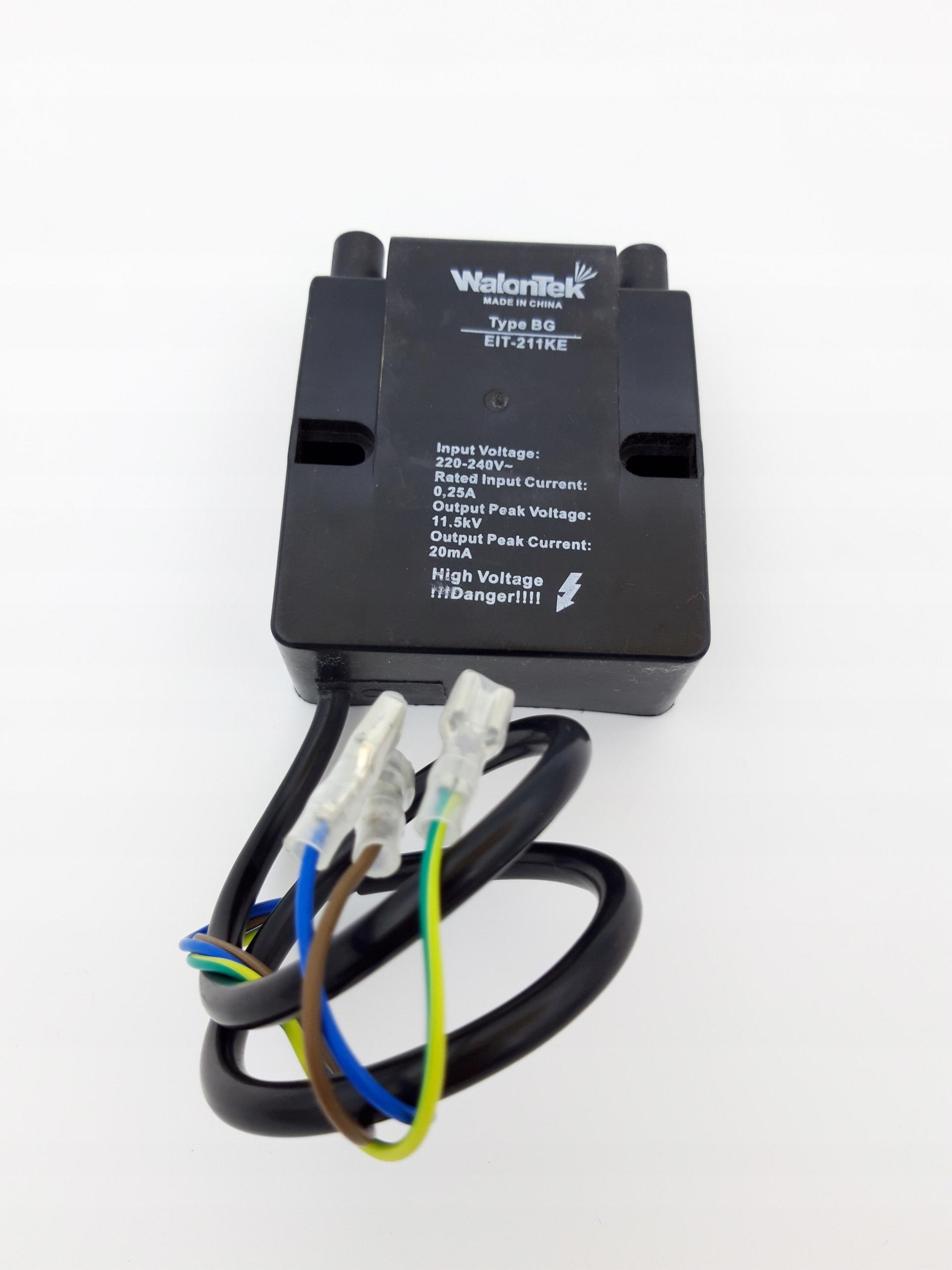 Nagrzewnica olejowa - transformator 11,5kV/20 mA