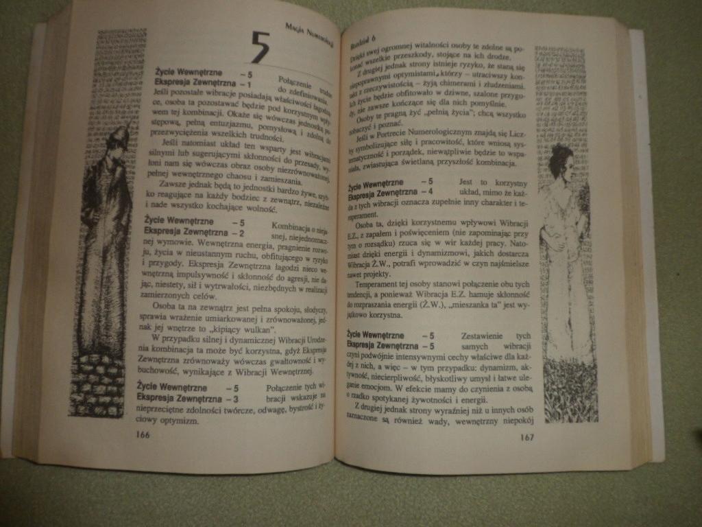 MAGIA NUMEROLOGII -GLADYS LOBOS