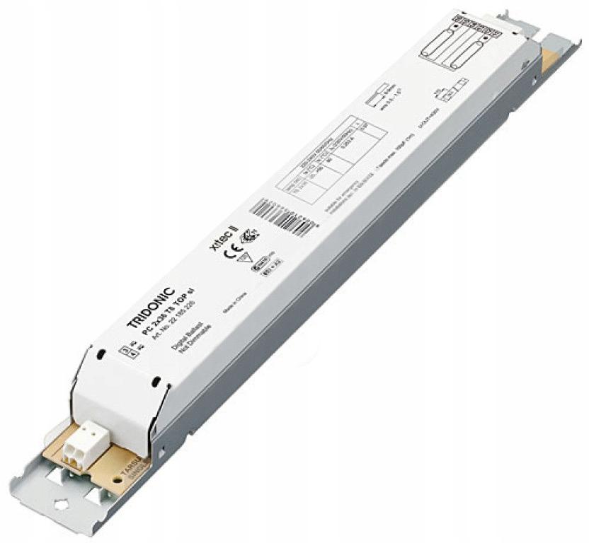 Statecznik elektroniczny T8 TRIDONIC 2x36W 5lat GW