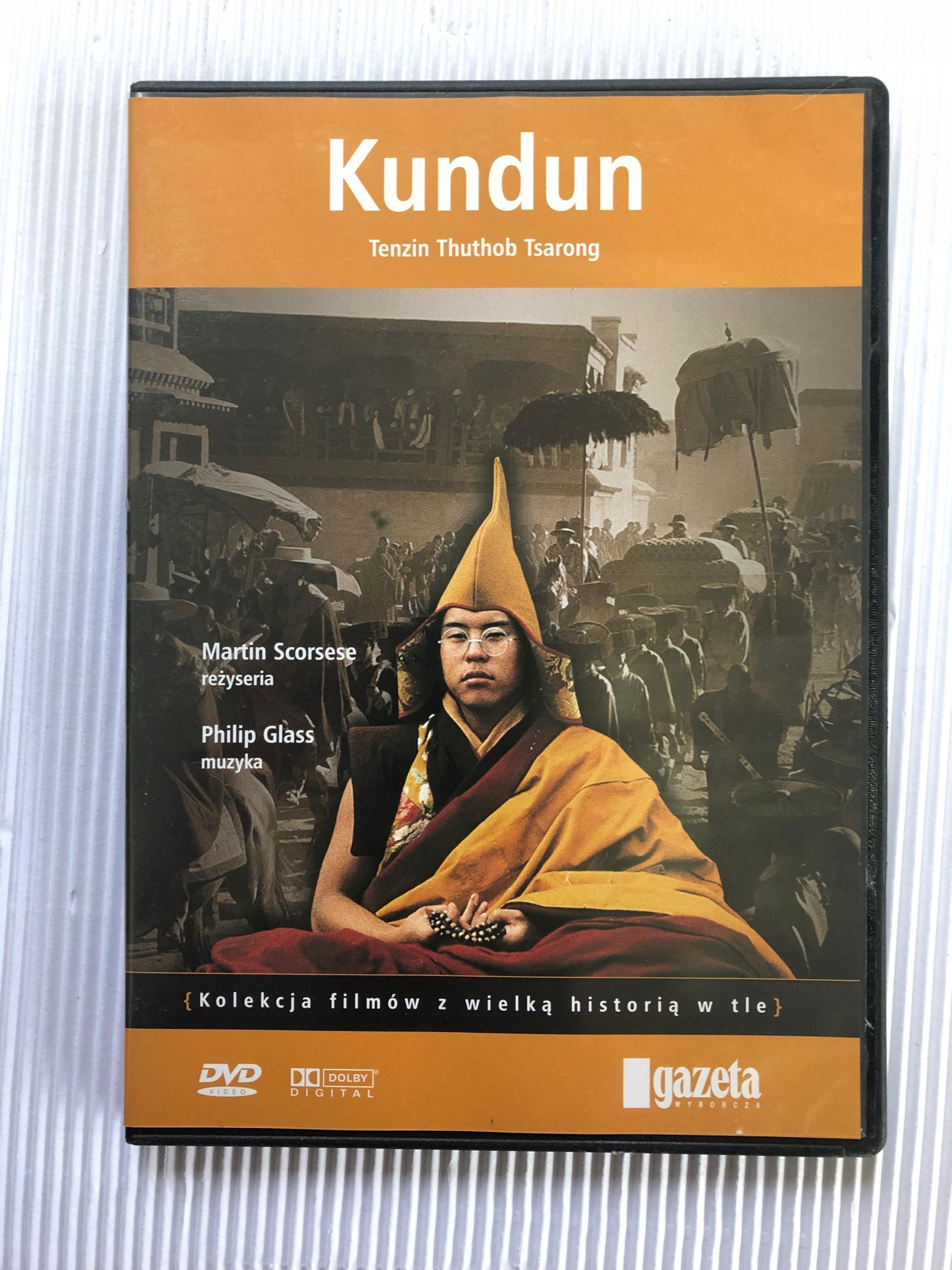 KUNDUN DVD SLIMBOX 111