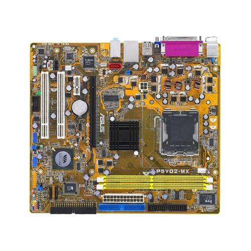 Original ASUS P5VD2-MX SE VIA P4M890 Motherboard LGA 775//socket DDR2