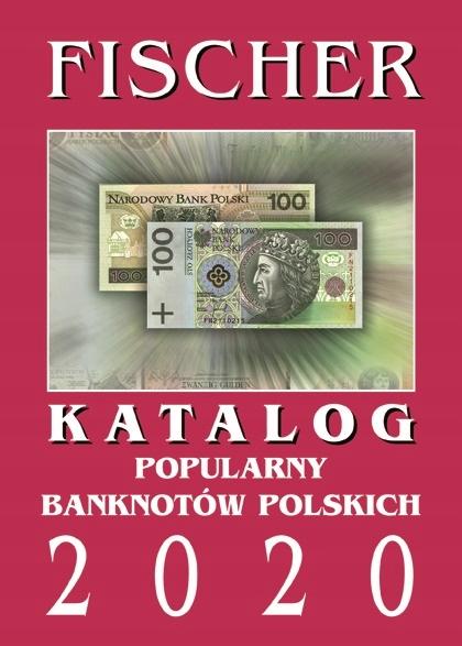 Каталог банкнот польских 2020 - Фишер