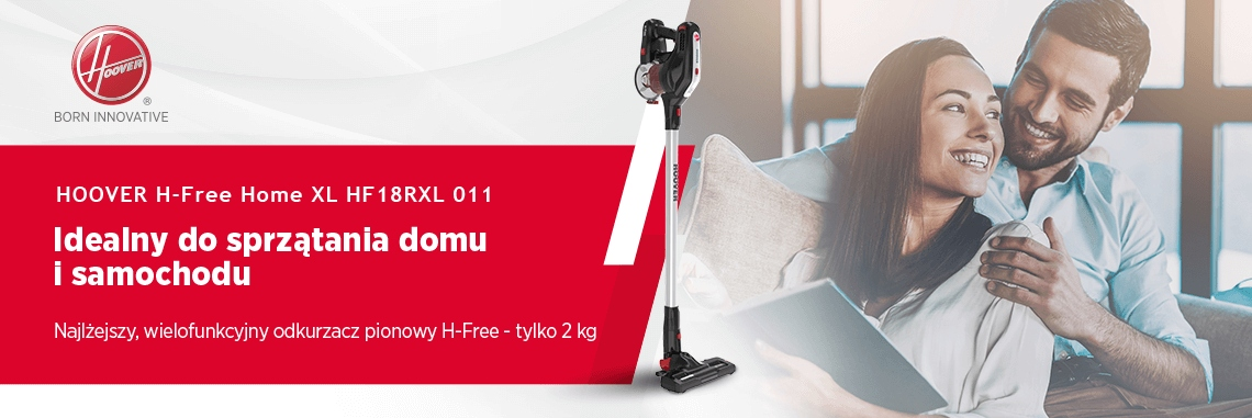 Odkurzacz Bezprzewodowy Hoover H-Free HF18RXL011