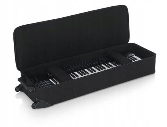 Pokrowiec na Keyboard 61 klawiszy GATOR GK-61 Slim