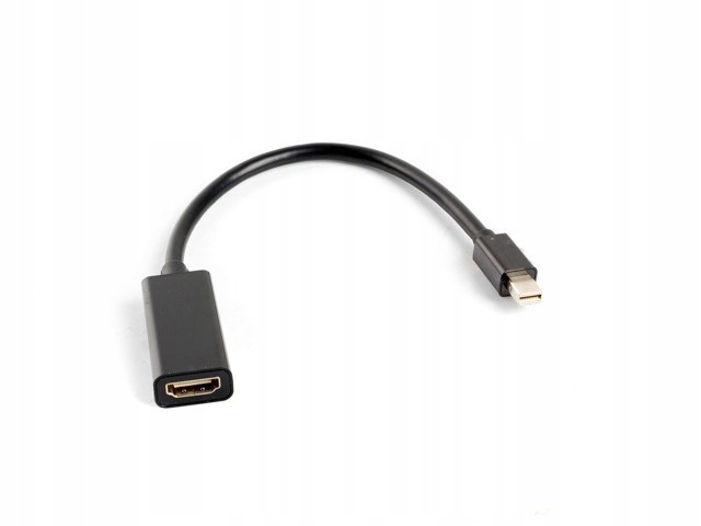Адаптер mini DisplayPort (M) -> HDMI (F) на