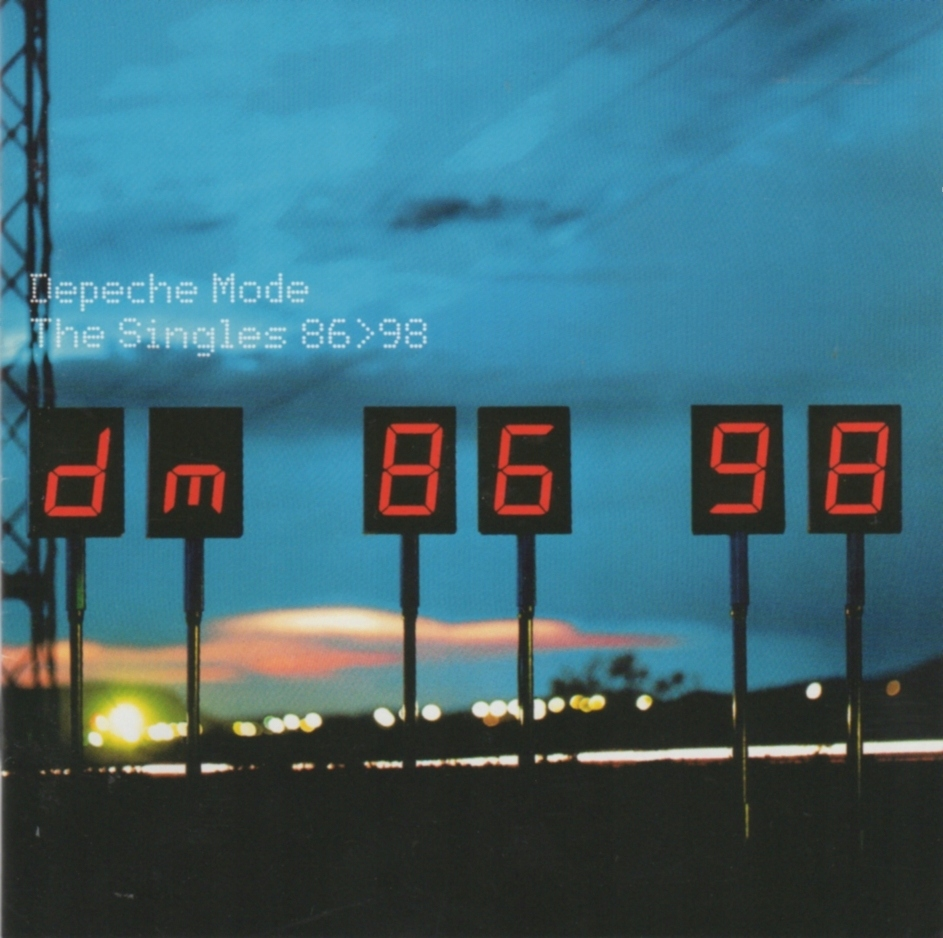 DEPECHE MODE: THE SINGLES 86-98 (2CD PIAS) BDB