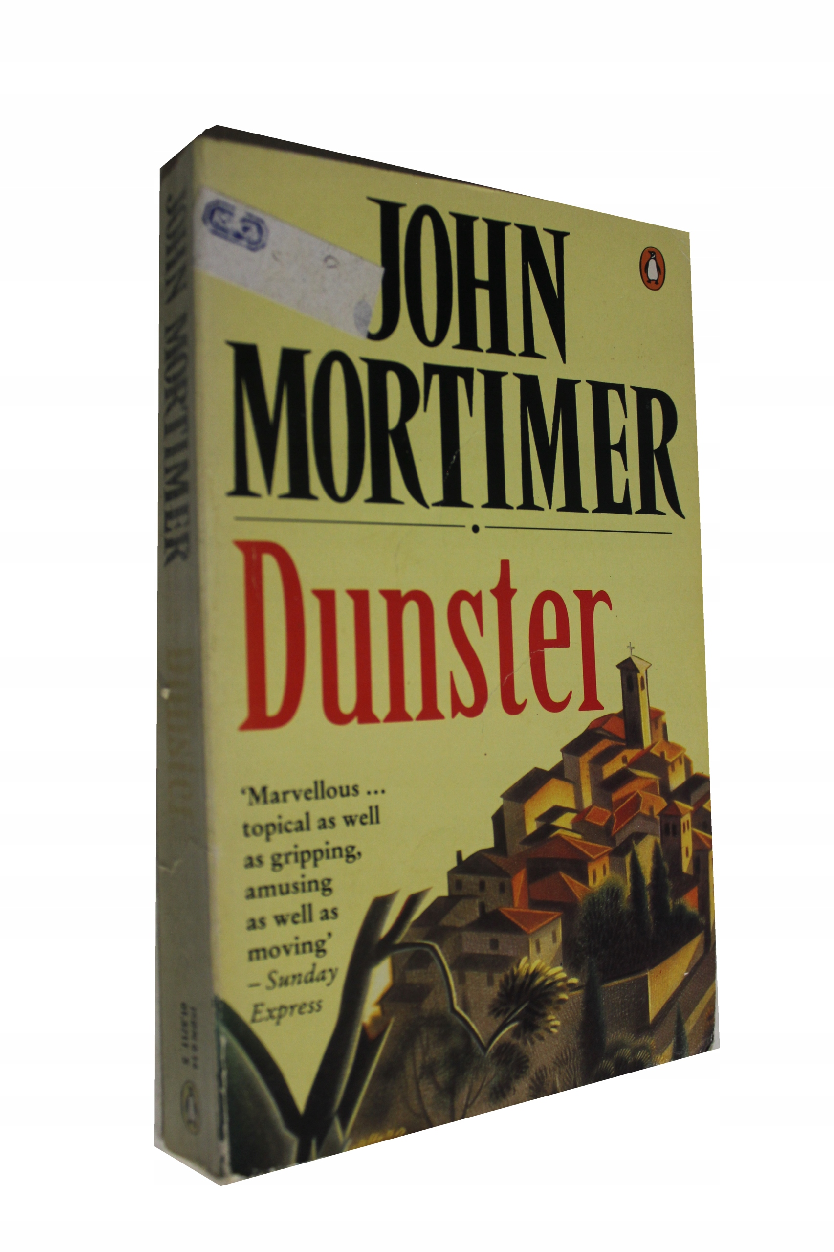 Sir John Mortimer - Dunster
