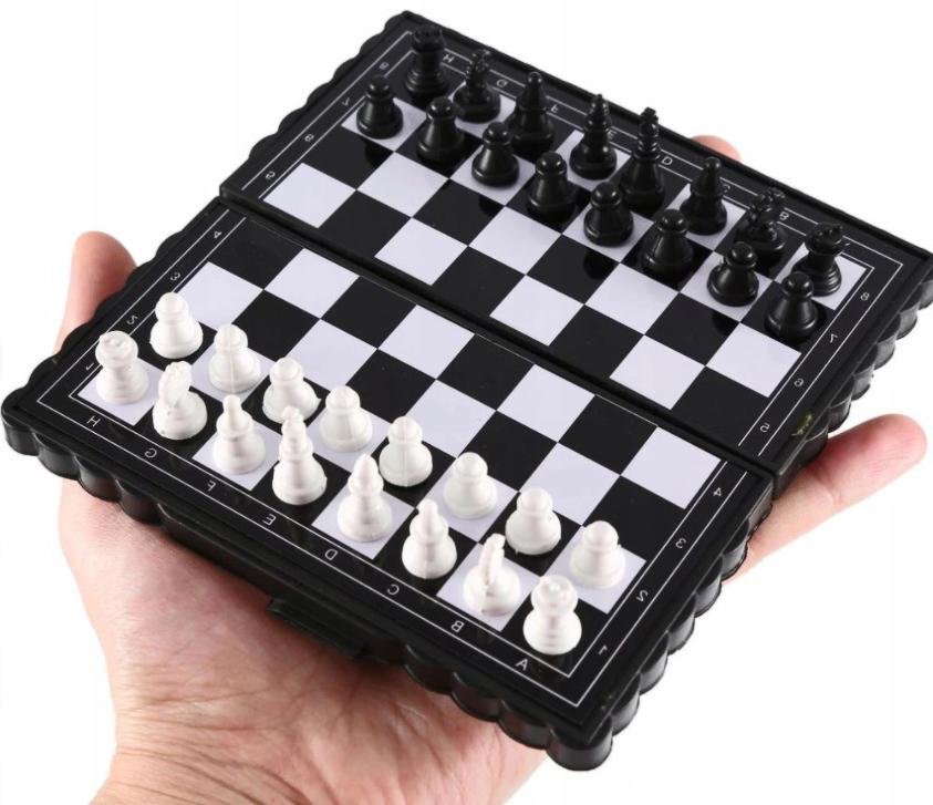 Шахматы Магнитные