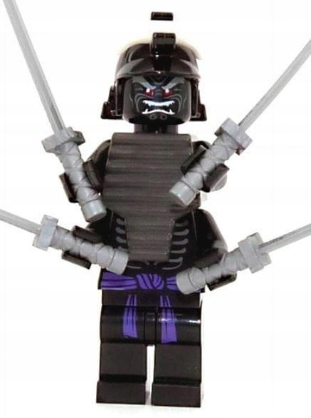 LEGO NINJAGO GARMADON FIGURKA ORYGINALNA NOWA