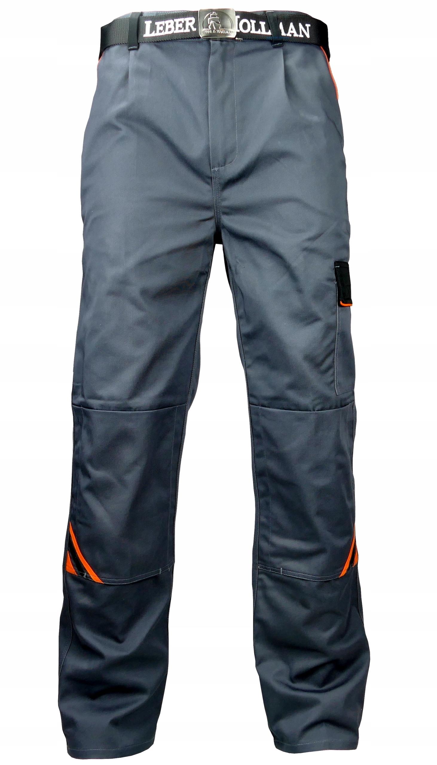 Spodnie Robocze Ochronne Pro Master PRO-T r. 48