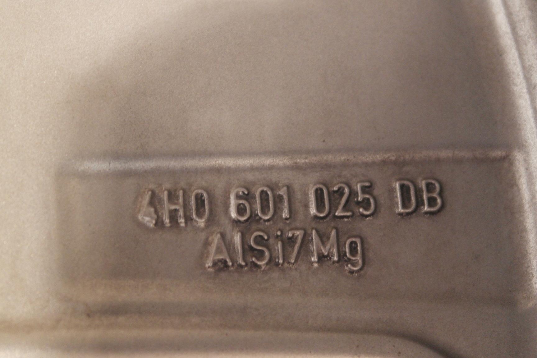 AUDI A8 4N D5 KOŁA 265/40/20 GOODYEAR 4H0601025DB
