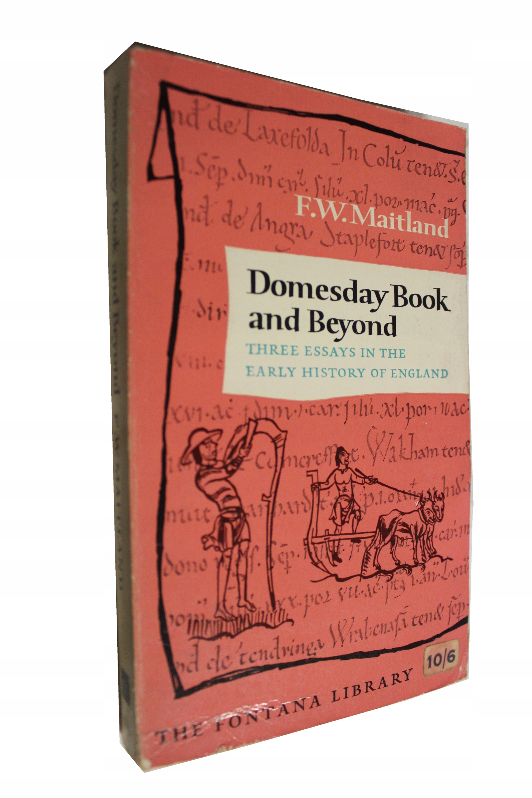 Frederic William Maitland Domesday Book and Beyond