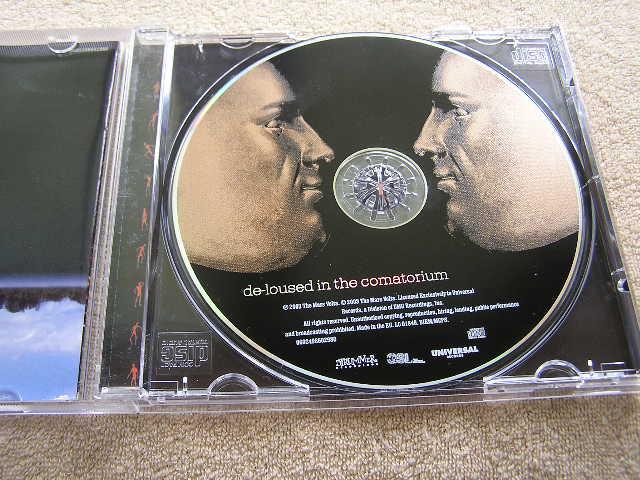 The Mars Volta -De-Loused In The Comatorium (CD)Q3