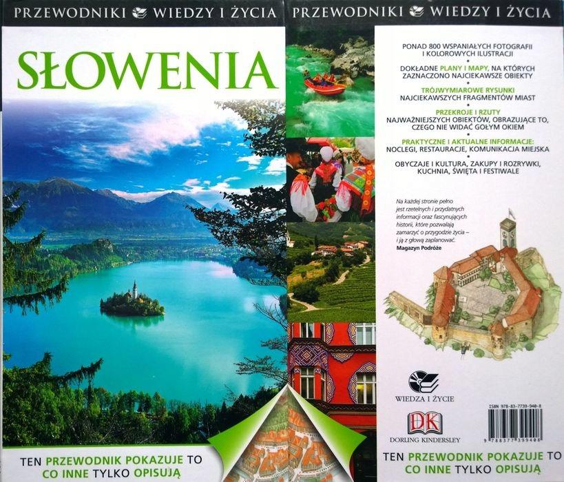 Słowenia przewodnik Wiedzy i Życia Wiedza i Życie