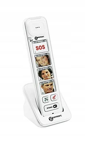 Telefon bezprzewodowy Geemarc PhotoDECT 295