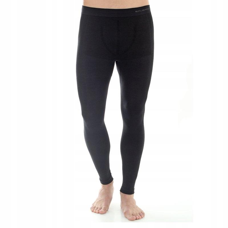 Spodnie TERMOAKTYWNE męskie legginsy Brubeck r.M