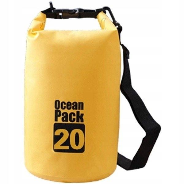 Worek wodoodporny wodoszczelny torba na kajak 20 L