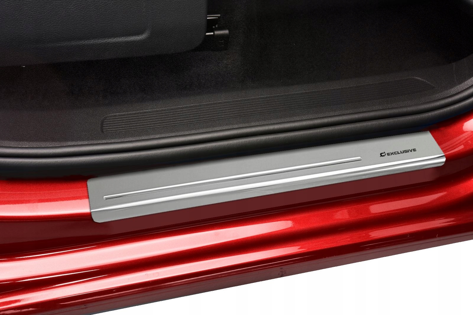 Nakładki na progi VW Polo IV 9N HB/3
