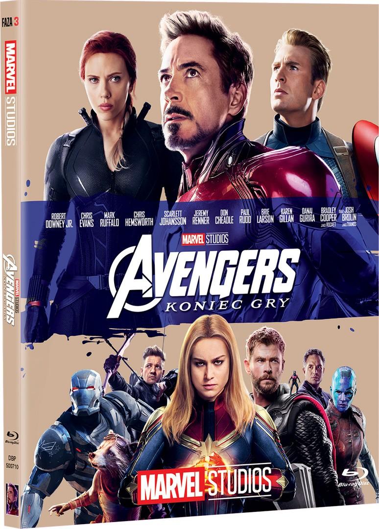Avengers: Koniec gry [2xBlu-ray]