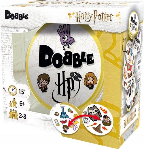 DOBBLE DOBLE HARRY POTTER Gra Rodzinna Rebel