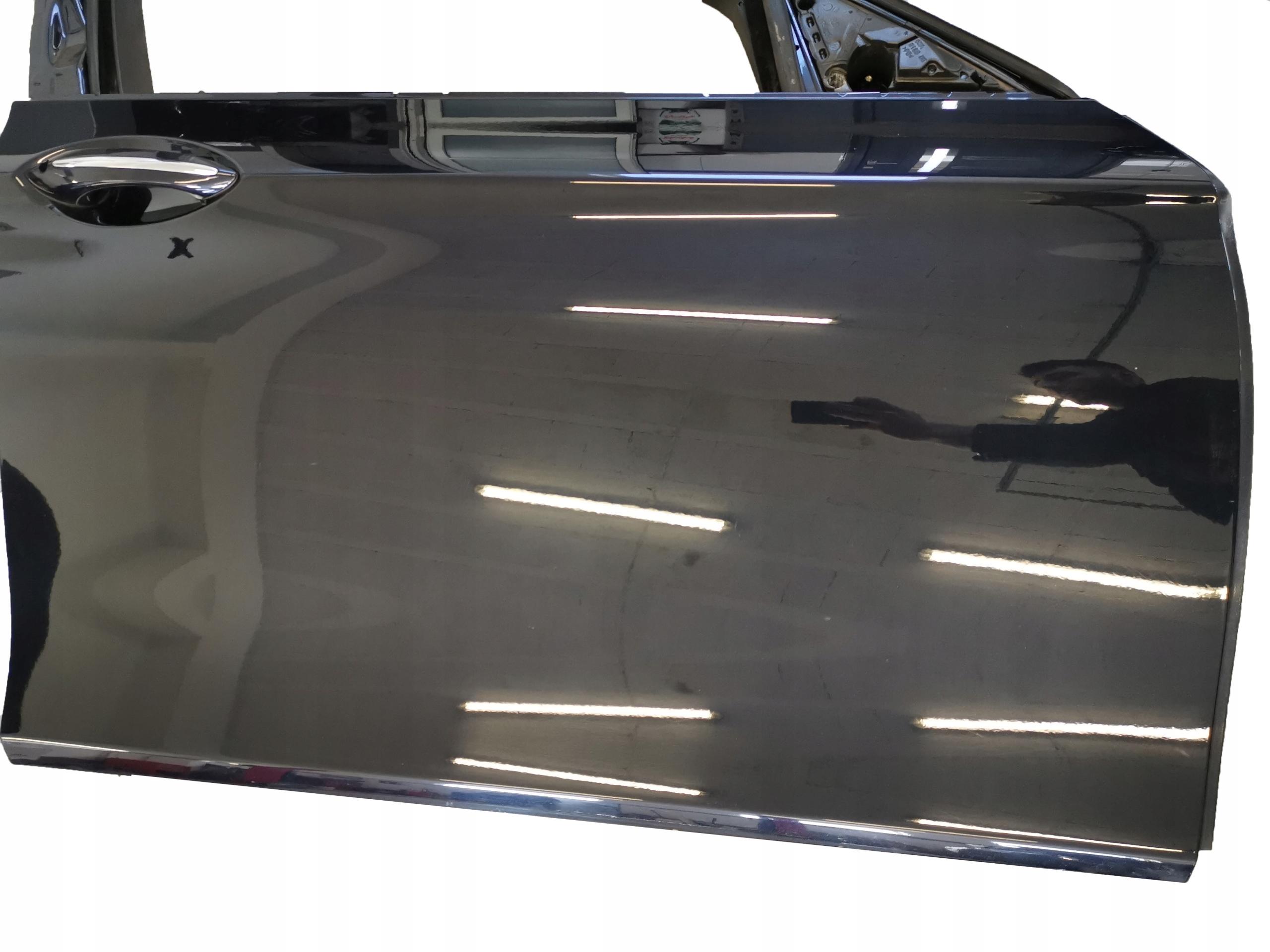 BMW F10 F11 DRZWI PRAWY PRZÓD CARBONSCHWARZ 416