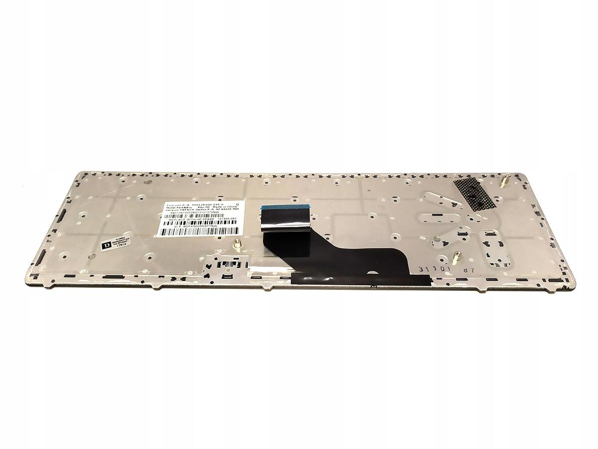 Klawiatura HP Probook 6570b