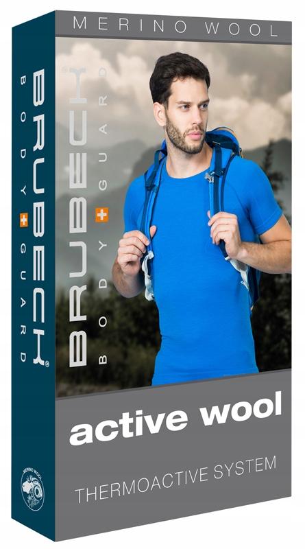 Brubeck TERMOAKTYWNE getry MERINO Active Wool - M