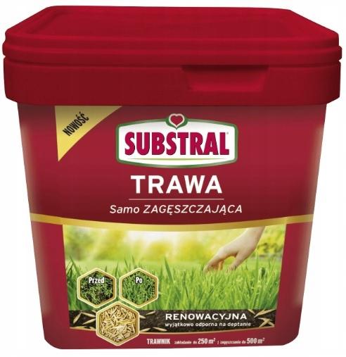 Trawa samo zagęszczająca renowacyjna 5kg SUBSTRAL
