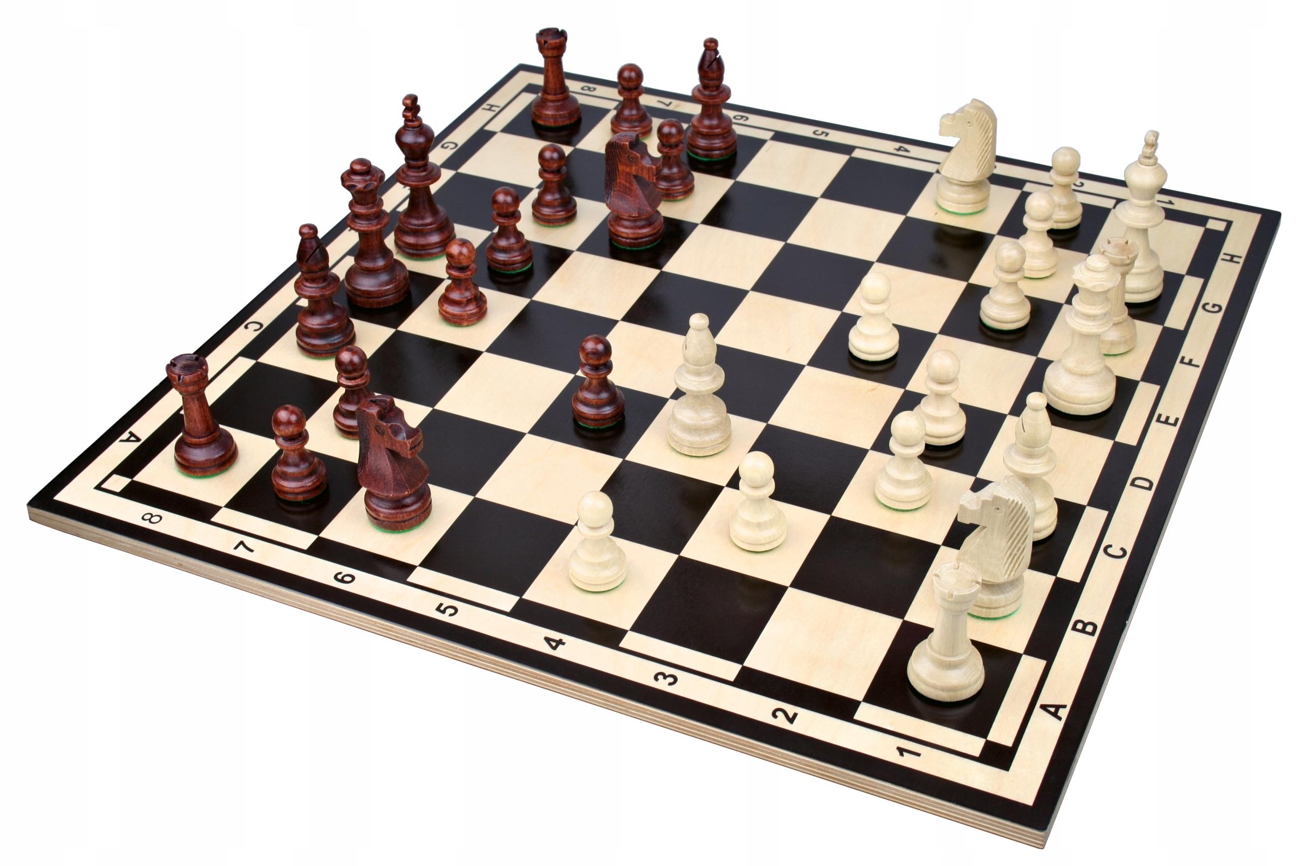 Szachy Turniejowe nr 5 - STAUNTON - Filipek