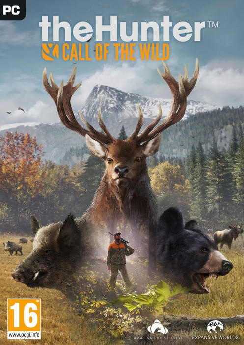 THEHUNTER - CALL OF THE WILD PL PC KLUCZ STEAM
