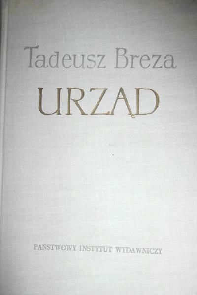 Urząd - Tadeusz Breza