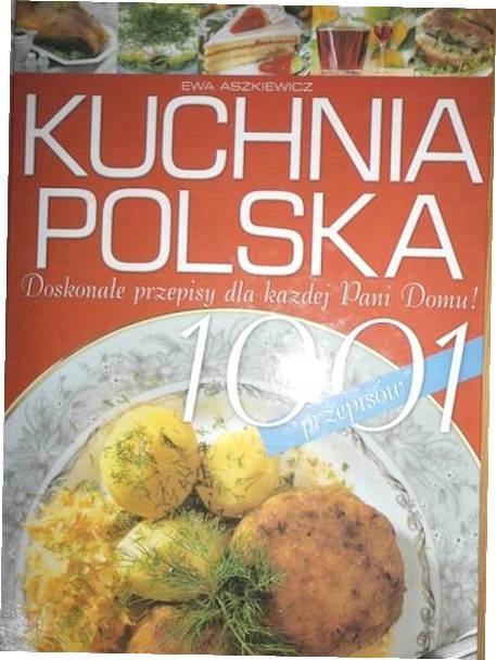 Kuchnia polska - Ewa Aszkiewicz