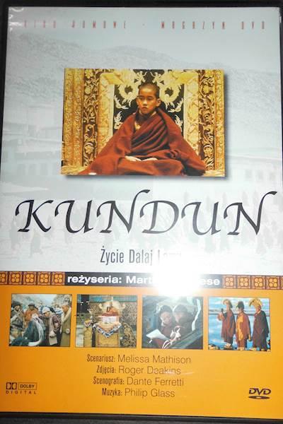 Kundun życie dalaj lamy